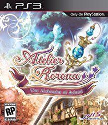 Atelier Rorona: The Alchemist Of Arland - Playstation 3
