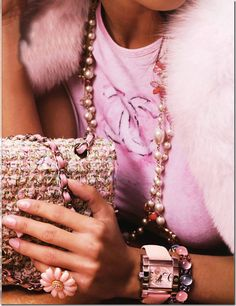 Chanel 2.55 in Vogue Paris
