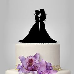 FunnyWedding Cake topper, Lesbian cake topper unique