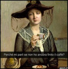 'A Cup of Tea' (late century or early century). Oil on canvas by Lilla Cabot Perry (United States, Massachusetts, Boston, Cartoon Memes, Funny Memes, Bts Memes, California Dates, Italian Memes, Memes For Him, Best Memes Ever, Arte Pop, Love Memes