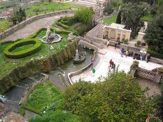 Fotos Tivoli Villa d'Este Jardines 2