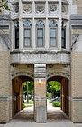 Under the arches..... @ Howard Hall
