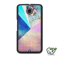 Aztec Floral Galaxy Nexus 6