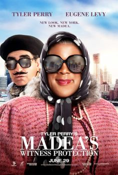 Madea- very funny, my husband didn't even fall asleep during this one LOL!