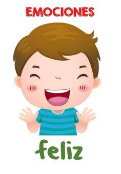 Fichas de emociones en nuestras clases -Orientacion Andujar Emotions Preschool, Preschool Education, Preschool Activities, Teaching Kids, All About Me Crafts, Emotions Cards, Emotion Faces, English Activities, Cute Cartoon Wallpapers