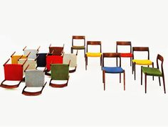 Moller Chairs