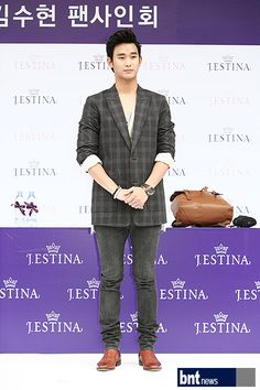 [June 10th 2012] Kim Soo Hyun (김수현) on J.ESTINA Fan Signing Event at Lotte Department Store (Jamsil Branch) #107 #KimSooHyun #SooHyun #JESTINA