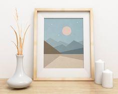 Landscape Walls, Landscape Prints, Botanical Wall Art, Botanical Prints, Home Printers, Minimalist Art, Modern Wall Art, Abstract Wall Art, Printable Wall Art