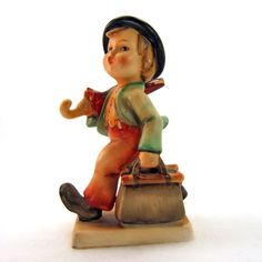Collecting Hummel figurines.