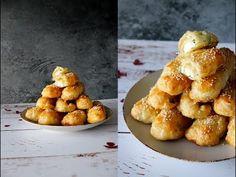 Fetastænger Med Hvidløgssmør - One Kitchen DK Youtube Cooking Channels, First Kitchen, Cheese Bites, Tapas, Garlic Butter, Food Hacks, Great Recipes, Brunch, Dessert