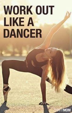 7 moves to get a dancer's body #barrefitness #barre #barreforte