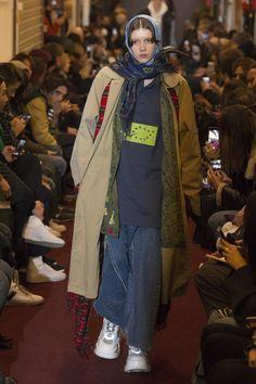 Vetements Fall 2018 Menswear Fashion Show Collection