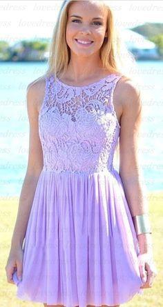 lilac homecoming dresses, short homecoming dress