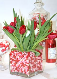 candy vase - Google Search