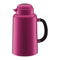 Zeal Cup Cafetiere Jacke rot