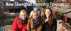 Have you considered an internship abroad? Check out what these students are doing in China with USAC #studyabroad #wherewillyougo #china