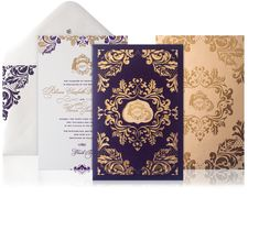 If you're looking to glamorize your wedding day, you'll love these super glamorous wedding invitation ideas from Atelier Isabey New York! Start scrolling to be inspired…