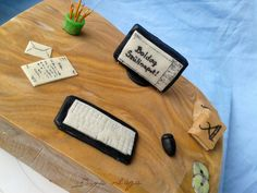 Desk Cake