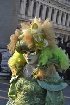 Carnivale of Venice 2014