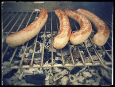 Bratwurst Barbecue Grill, Grilling, Bratwurst, Le Chef, Sausage, Meat, Food, Crickets, Sausages