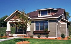 The history of Bungalow Style Homes from houseplansandmore.com