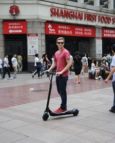 应用场所-台湾PATGEAR电动滑板车,台湾PATGEAR爱飞轮电动随身车