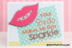 Emily, this is for you! I can't wait to see your new sparkling smile!