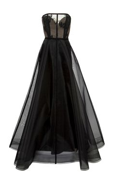 7916dc0c78e Harland Gown by ALEX PERRY for Preorder on Moda Operandi Fitted Bodice