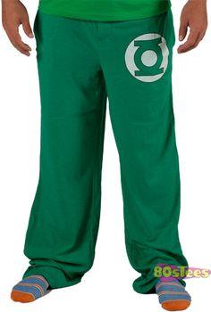 $25.00 Green Lantern || Geek, Pajamas