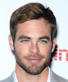 Chris Pine Hairstyle new