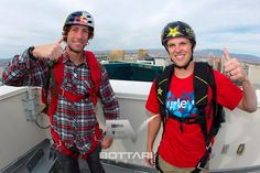 erik roner and travis pastrana... Sexy and fearless.