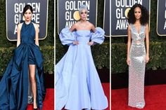 Golden Globes 2019 had Hollywood's biggest celebrities opting for classic opulence in their sartorial preferences when they walked on to the red carpet