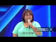 Pinay Caregiver on X-Factor Israel (Full Audition)