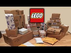 Big LEGO Mystery Haul and Unboxing! 30+ Sets! - YouTube