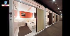 Um novo hotel econômico para passageiros será inaugurado no Aeroporto Internacional de Kansai.