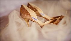 Sparkle shoes and Tulle...what could be better!