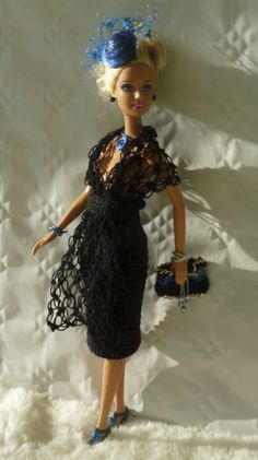 Barbie Dress, Barbie Doll, Champs Elysees, Royalty, Creations, Fancy, Couture, Classic, Doll Outfits
