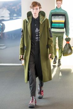 Kenzo Fall 2015 Menswear