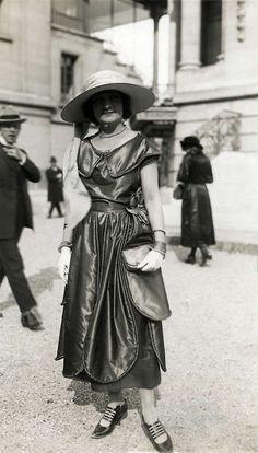 Paris, 1921.