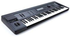 Vintage Synth Explorer | Kurzweil K2000