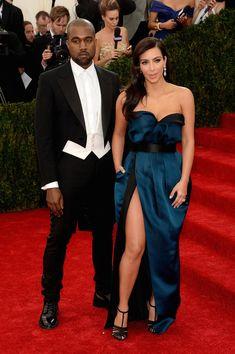 met gala 2014 photos   Met Gala 2014: Kanye West and Kim Kardashian   UpscaleHype