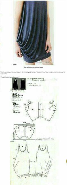 Creative Halloween Costumes - The Best Way To Be Artistic Over A Budget Jpeg Image, 496 688 Pixels Dress Sewing Patterns, Sewing Patterns Free, Clothing Patterns, Diy Clothing, Sewing Clothes, Fashion Sewing, Diy Fashion, Sewing Hacks, Sewing Tutorials