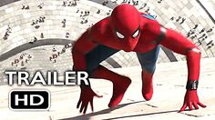 SPIDER-MAN HOMECOMING Official Trailer (2017) Tom Holland, Robert Downey...