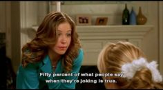Haha so true. Tv Quotes, Best Quotes, Advice Quotes, The Sweetest Thing Movie, Best Movie Lines, Haha So True, Favorite Movie Quotes, Favorite Things