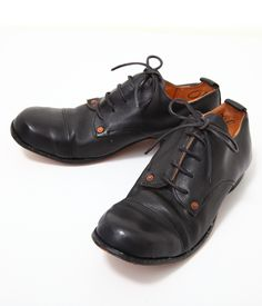 Paul Harnden shoes. Not so much shoes, as works of art.