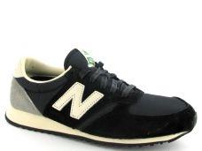 Speciale New balance u420 (zwart) Dames sneakers van het merk new balance . Uitgevoerd in zwart.