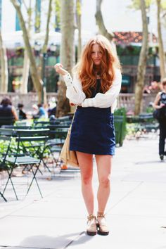 What to Wear to NYFW | Free People Blog #freepeople