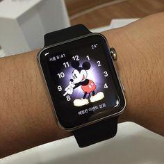#애플워치 #applewatch by chowal_
