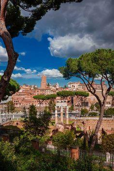 Fori Imperiali, Rome, Italy