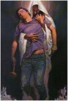 Jesus. My Redeemer. His Beloved. by Ron DiCianni